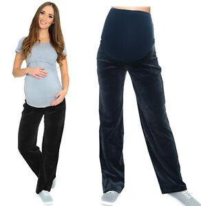 8e01701710dea Image is loading Maternity-casual-comfortable-Yoga-Gym-Trousers-Pants-Over-