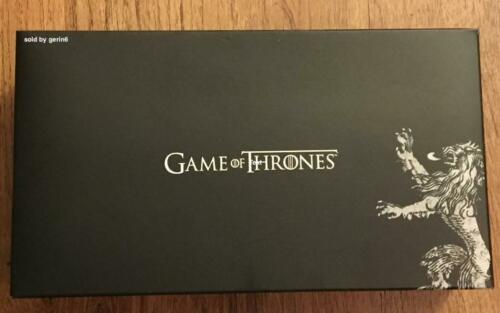 New In Box ISGOTRWE Montegrappa Game of Thrones Westeros Rollerball Pen