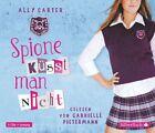 Gallagher Girls 01: Spione küsst man nicht von Ally Carter (2013)