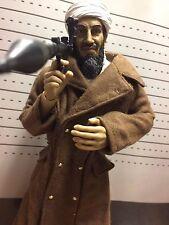 "Custom 12"" Osama Bin Laden Action Figure"