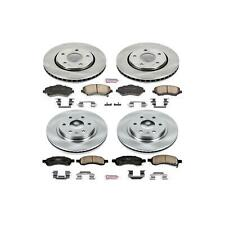 Autospecialty KOE112 1-Click OE Replacement Brake Kit