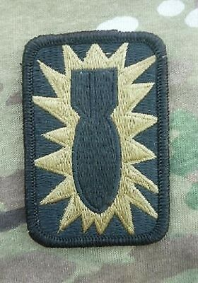 GroßZüGig Us Army 52d Ordnance Group Ocp Multicam Scorpion Klett Patch Ein BrüLlender Handel