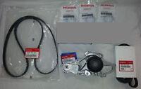 Genuine Honda / Acura Timing Belt Water Pump Kit Factory Service Parts Kit