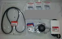 Genuine Honda / Acura Timing Belt Water Pump Kit Factory Service Parts Kit