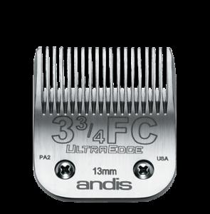 ANDIS-Ultra-Edge-Detachable-Grooming-Blade-Sz-3-3-4FC-Dog-Pet-Grooming-USA