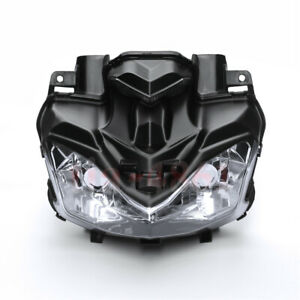 Motorcycle-Front-Lights-Headlights-Fit-For-2017-2018-Kawasaki-Z900