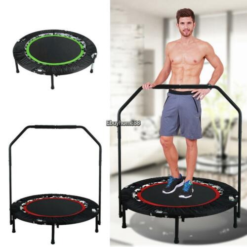 Durable Construction Safe For Kid Adult 40 Dia Portable /& Foldable Trampoline