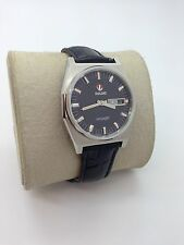 Vintage Rado Voyager AUTOMATICO 25 JEWELS Men's Watch (ottime condizioni) che sono serviti