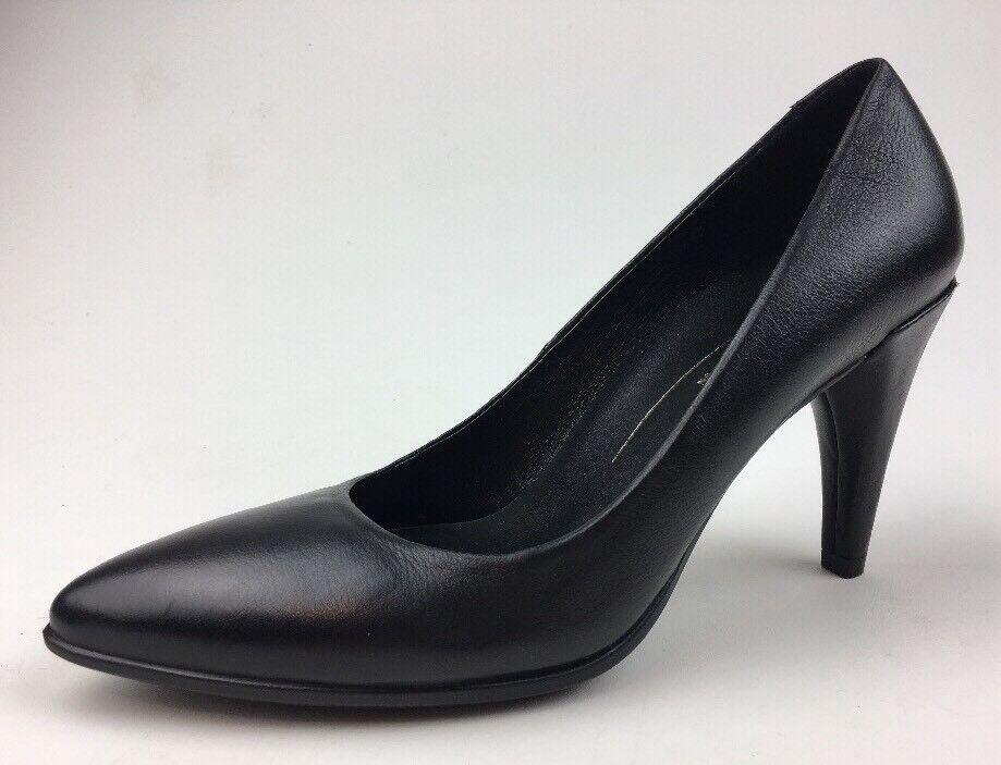 Ecco Shape 75 75 Shape Pointy Pump Size Black  214 72f774