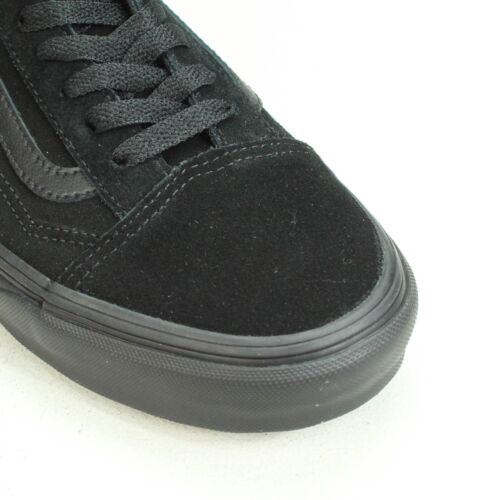 Skool Black Brand ginnastica New 6 Vans 4 UK Old da Blackout 11 In 10 7 Scarpe 9 8 dimensioni Suede 5 xwz5YqIq1