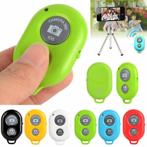wireless bluetooth camera remote control self timer