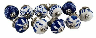 Ceramic pottery cabinet knob drawer pulls furniture handles Cupboard Lot of 100