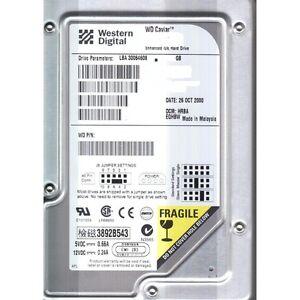 30-7-Go-IDE-Western-Digital-wd307aa-00baa0-5-4k-RPM-3-5-034-Hard-Drive-w30-0705
