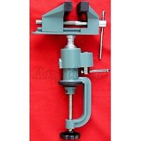 Rotating Swivel Jewelers Tool Hobby Clamp-on Bench Vise on sale