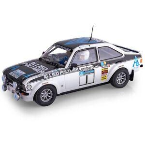 Coche-Scalextric-Ford-Escort-MKII-Makinen-A10222-Slot-Car-1-32-SCX