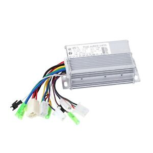 36V-48V-350W-Electric-Bicycle-E-bike-Scooter-Brushless-DC-Motor-Controller