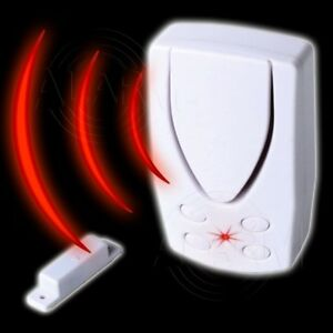 Alarme Avec Code Yl-355 Magnétique Capteur Fenêtre Alarme Détecteur Mvt Porte Alarme-r Tür Alarm Fr-fr Afficher Le Titre D'origine