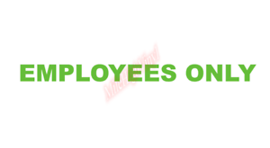 Employees-Only-Sticker-Vinyl-Decal-Window-Sticker-Car