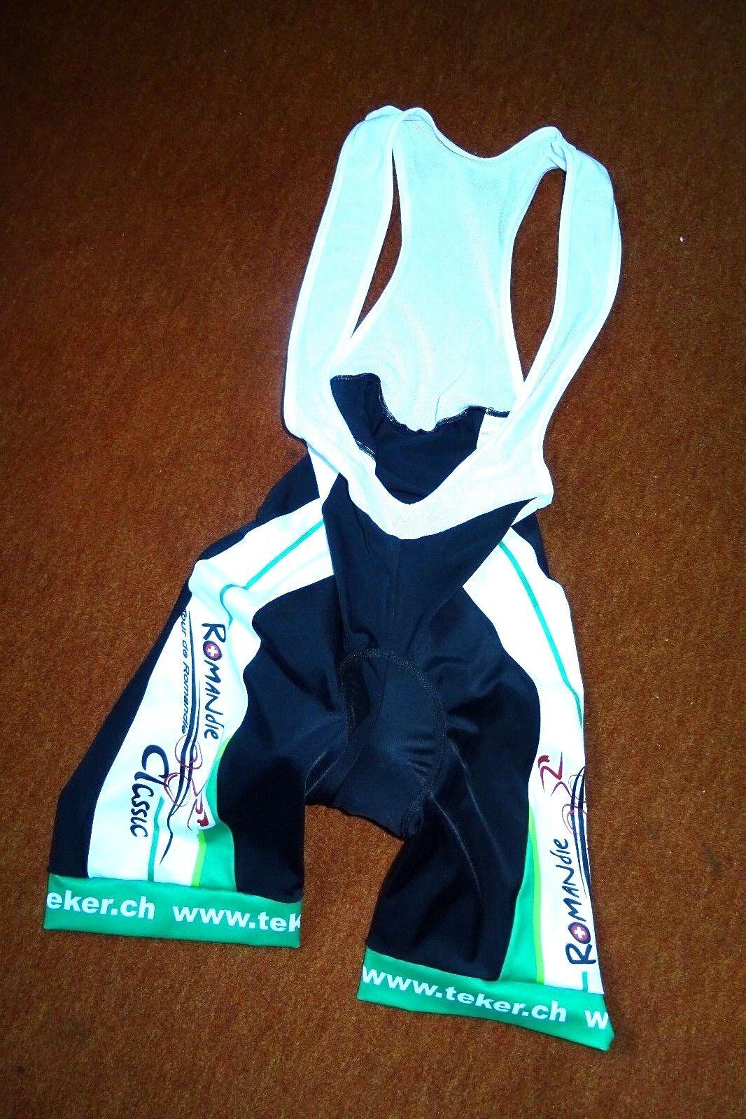 TOP TOP TOP  Radsporthose Suit Tight Gr.M von TEKER Schweiz Tour de Romandie neuwertig   Kaufen Sie online  53e8f0