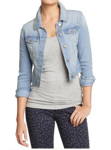 Pour femme GAP Old Navy Denim Western cropped veste en jean = XS S M L XL XXL