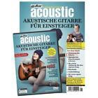 Guitar acoustic Akustische Gitarre für Einsteiger. Songbook mit DVD von Andy Blöcher (2015, Geheftet)