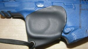 Kydex-Trigger-Guard-for-Smith-amp-Wesson-M-amp-P-9C-40C-w-Light-Attached