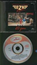BZN LIVE 20 JAAR Hoogtepunten 1987 CD WEST GERMANY ATOMIC LOGO