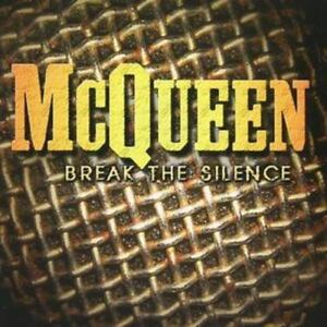 McQueen-Break-the-Silence-CD-2018-NEW-FREE-Shipping-Save-s