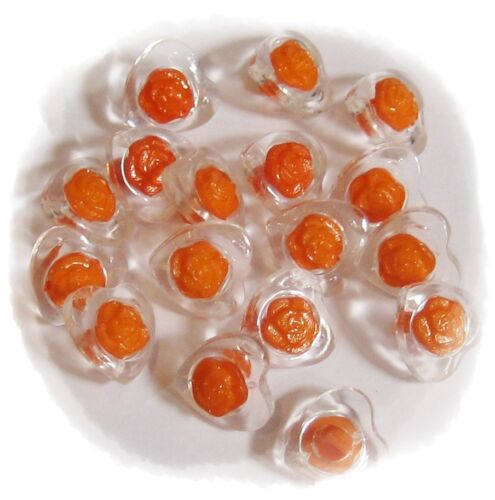 botones motivo botones coser 1096 1stk//0,11 € 10 unid braguitas niños botones corazón m Rose