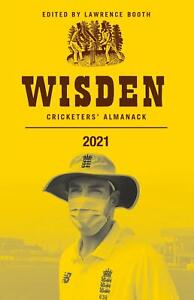 Wisden Cricketers' Almanack 2021 by Lawrence Booth