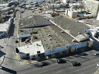 Edificio con bodegas en venta en Ciudad Juarez Chihuahua Mexico