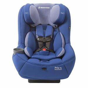 maxi cosi 2016 pria 70 convertible car seat in blue base new cc133dch ebay. Black Bedroom Furniture Sets. Home Design Ideas