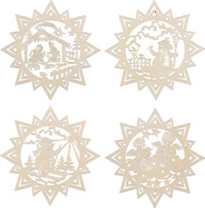 4x-Adornos-Arbol-Decoracion-CON-ARBUSTOS-de-navidad-madera-8cm-4-motivo-70409