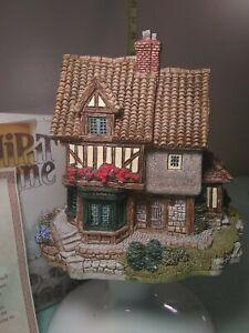 Lilliput-Lane-Micklegate-antiguos-1991-certificado-de-autenticidad-y-hecho-en-Reino-Unido