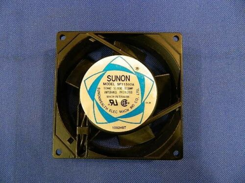 SUNON FAN MODEL SF11592A 115VAC 50//60HZ NEW