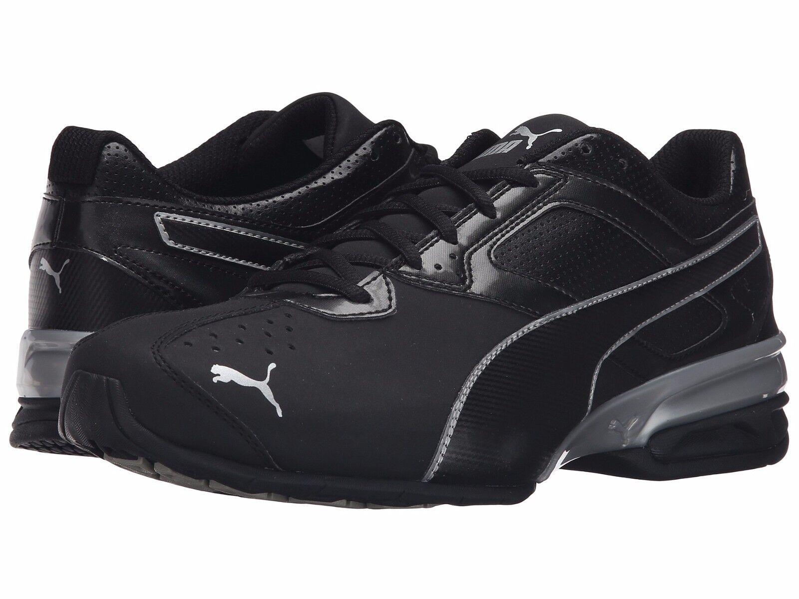 NWT hommes Puma Tazon FM 6 Medium & Wide Chaussures Voltaic Surin Reverb noir Cell