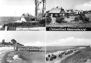 Ostseebad-Ahrenshoop-Ribnitz-Damgarten-Strand-Beach-Houses