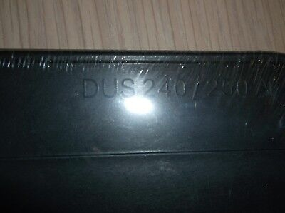 PK6 QUANTUM STORAGE SYSTEMS DUS220 Bin Divider Black