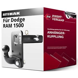 Fuer-RAM-1500-Auto-Hak-Anhaengerkupplung-starr-inkl-EBA-neu
