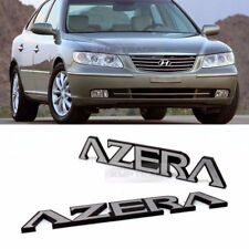 Hairline Emblem Point Badge 2pcs Side Front Trunk for HYUNDAI 06-11 Azera TG