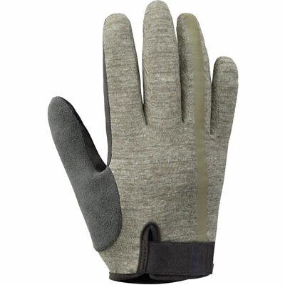 SHIMANO Transit Long Handschuhe XL dusky grün Fahrrad