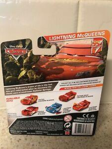 Disney-Pixar-Cars-2-034-Lightning-McQueen-034-Series-4-of-5-Cruisin-039-Lightning-McQu