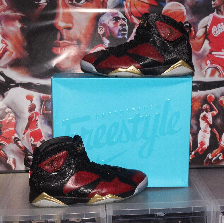 Air Jordan 7 Retro Doernbecher Size 13 100% Authentic W Receipt 898651-015