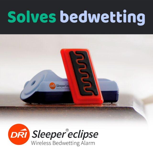 DRI Sleeper Eclipse Wireless Bedwetting Alarm - Quality Bed Wetting Alarm System