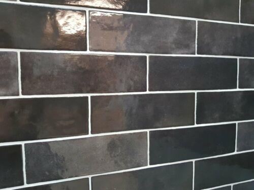 Bathroom Artisan Ascot Graphite Kitchen Artisana Artisano 6.5x20cm