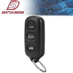 Keyless Entry Remote for 2003 2004 2005 2006 Toyota Camry Fob Car Key