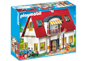 PLAYMOBIL 4279  Family Home
