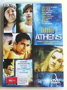 LITTLE ATHENS (2005) DVD MOVIE John Patrick Amedori, Jack Anthony