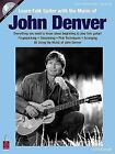 Learn Folk Guitar with the Music of John Denver by Pat Bianculli (Paperback, 2005)