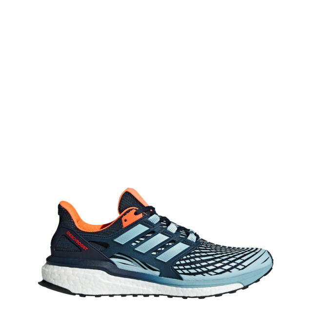 28aa8ab594536 Mens Adidas Energy Boost Col. Navy Sport Athletic Running Shoes CP9540 Sz  9-11.5